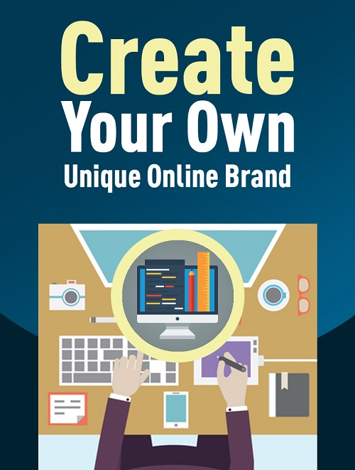 Create your own unique online brand plr for Design your own building online