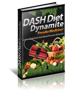 Dash Diet Dynamite + 10 Free eBooks ( PDF )