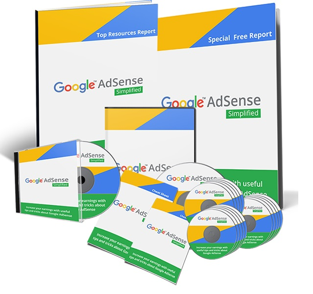 Image result for Google Adsense Simplified review
