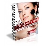 100 Beauty Tips PLR (MRR)