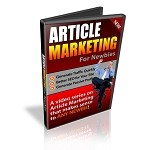 Article Marketing for Newbies PLR (MRR)