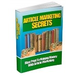 Article Marketing Secrets (MRR)
