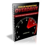 Forum Marketing Overdrive - Viral Report