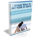 7 Simple Ways to Get Your Ex Back (PLR)