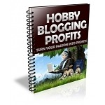 Hobby Blogging Profits (MRR)