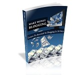 Make Money Blogging (PLR / MRR)