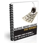 Making Money Online for Newbies (PLR)