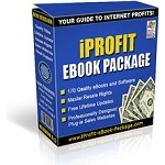 Resell Ebooks Package (MRR)