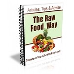 The Raw Food Way Newsletter (PLR)