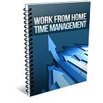 Work From Home Time Management