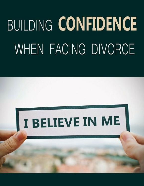Building Confidence When Facing Divorce (PLR / MRR)