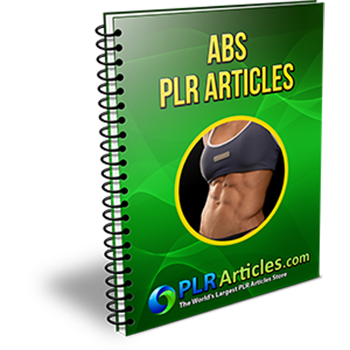 10 Fat Burning PLR Articles