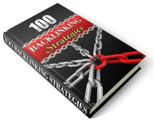 100 Backlinking Strategies (PLR)