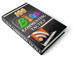100 Blog Commenting Tactics (PLR)