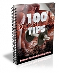 100 Bodybuilding Tips (MRR)