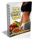 100 Diet Tips PLR (MRR)