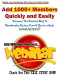 1K Ez Members - Case Study PLR (MRR)