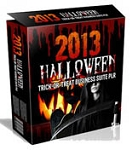 2013 Halloween Trick Or Treat (PLR / MRR)