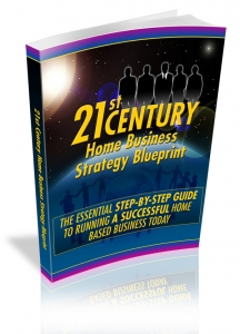 21st Century Home Business Strategy Blueprint (MRR)
