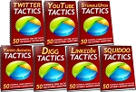 350 Social Media Tactics Report (PLR / MRR)