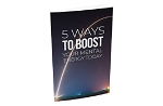 5 Ways To Boost Your Mental Energy Today (PLR / MRR)