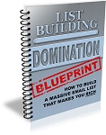 List Building Domination Blueprint (PLR / MRR)