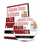 5 Simple Steps To Create Killer Products (MRR)