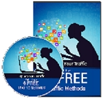 6 Free Traffic Methods (PLR/MRR)