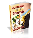 Mediterranean Diet Program (PLR)
