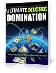 Ultimate Niche Domination (MRR)