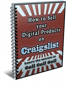 How To Sell Your Digital Products On Craigslist (PLR)