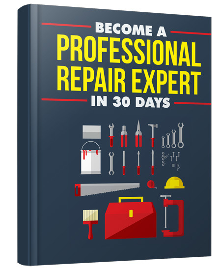 Become a professional repair expert for Pro equipement restauration