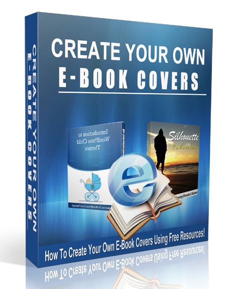 How To Make A Exercise Book Cover : Create your own e book covers