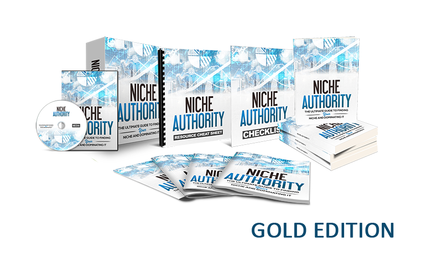 Niche Authority Gold (PLR / MRR)