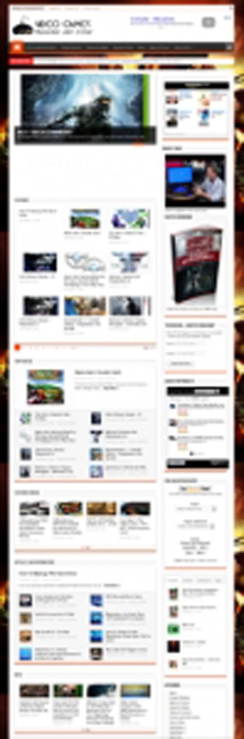 Video Games Azon Affiliate Store