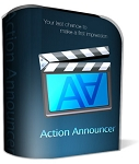 Action Announcer PLR (MRR)
