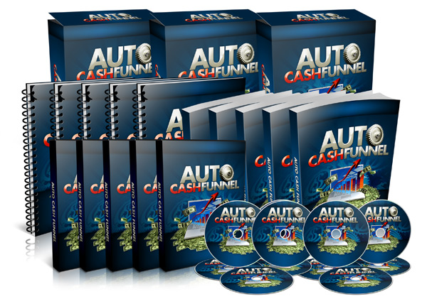 Auto Cash Funnels - Video Workshop PLR (MRR)