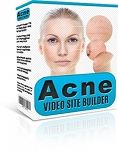 Acne Video Site Builder (PLR/MRR)