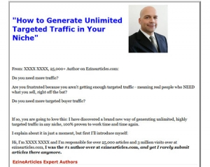 Advanced Targeted Traffic Training Audios (PLR)