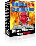Affiliate Fire Extinguisher (PLR / MRR)