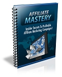 Affiliate Mastery Report (PLR / MRR)