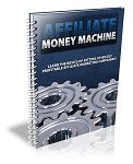 Affiliate Money Machine Report (PLR / MRR)