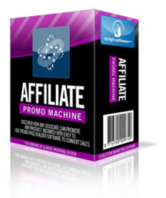 Affiliate Pro Machine Software (PLR / MRR)