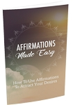 Affirmations Made Easy (PLR / MRR)