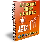 10 Alternative Cars Articles (PLR / MRR)