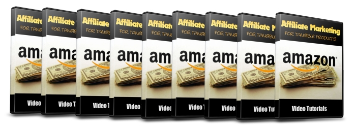Affiliate Marketing for Tangible Products - Video Course (PLR / MRR)