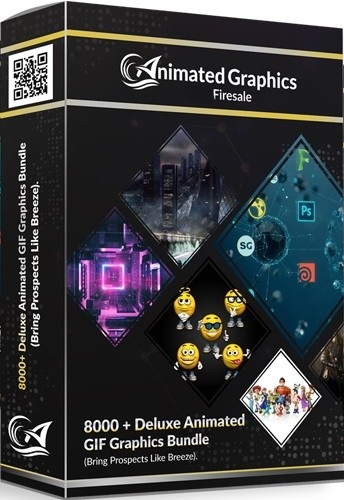 Animated Graphics Firesale (PLR / MRR)