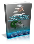 Achieve Prosperous Living Through Spritual Empowerment (PLR / MRR)