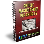 Article Master Series V29 (PLR / MRR)