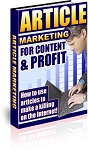 Article Marketing (PLR / MRR)